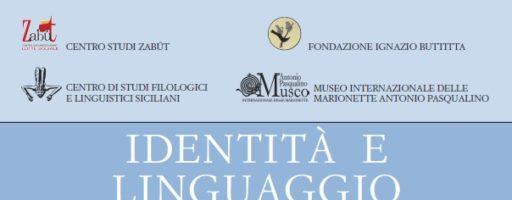 CONVEGNO – IDENTITÀ E LINGUAGGIO 14-15/12/2017