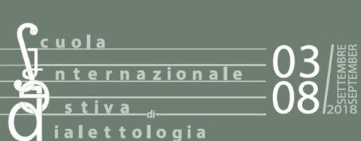 Scuola Internazionale Estiva di Dialettologia