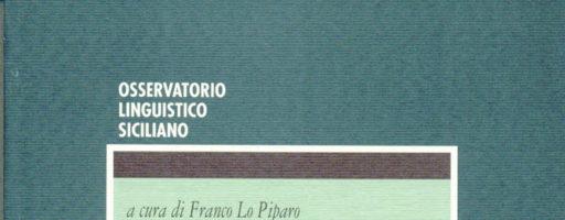 De Mauro Tullio, Lo Piparo Franco | La Sicilia nell'Italia linguistica
