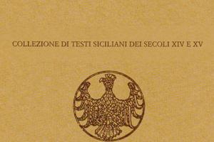 Giuseppe Cusimano | Poesie siciliane dei secoli XIV e XV (vol. I)