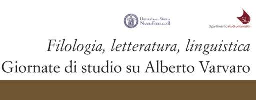 Giornate di studio su Alberto Varvaro