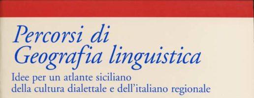 Giovanni Ruffino | Percorsi di Geografia linguistica