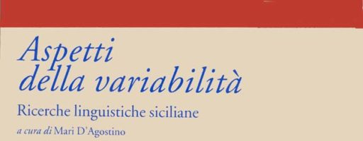 Mari D'Agostino | Aspetti della variabilità