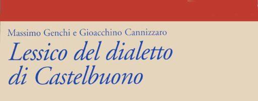 Massimo Genchi, Gioacchino Cannizzaro | Lessico del dialetto di Castelbuono