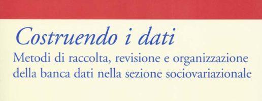 Mari D'Agostino, Giuseppe Paternostro | Costruendo i dati