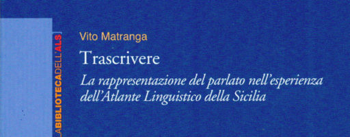 Vito Matranga | Trascrivere