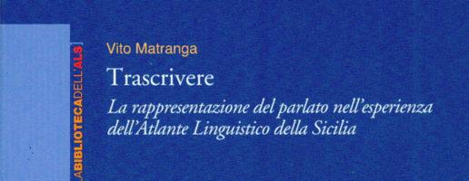 Vito Matranga | Trascrivere