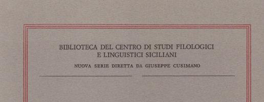 Ruffino Giovanni | Il dialetto delle Pelagie e le inchieste dell'Atlante Linguistico Mediterraneo in Sicilia