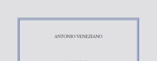 ANTONIO VENEZIANO / LIBRO DELLE RIME SICILIANE