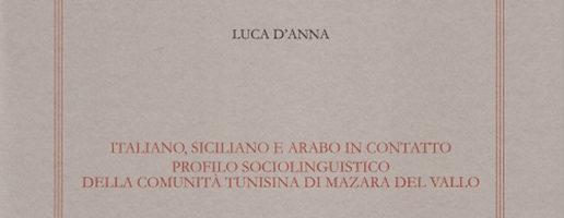 NOVITÀ EDITORIALI 2017 / ITALIANO, SICILIANO E ARABO IN CONTATTO