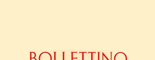 Bollettino n. 1 / 1953