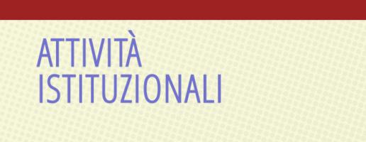 VERBALE CONSIGLIO DIRETTIVO DEL 27 MARZO 2020