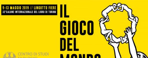 IL SALONE INTERNAZIONALE DEL LIBRO DI TORINO 2019