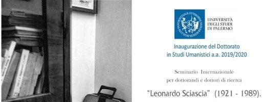"""""""Leonardo Sciascia"""" (1921-1989). Letteratura, critica, militanza civile"""