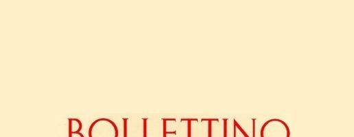 Bollettino n. 3 / 1955