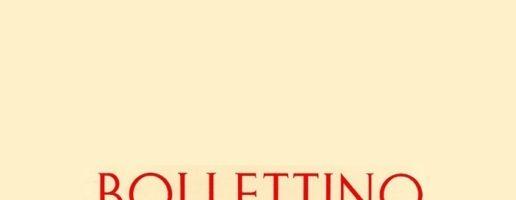 Bollettino n. 4 / 1956