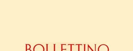 Bollettino n. 5 / 1957