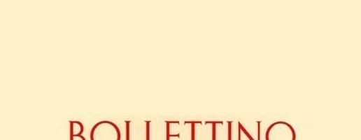 Bollettino n. 8 / 1962