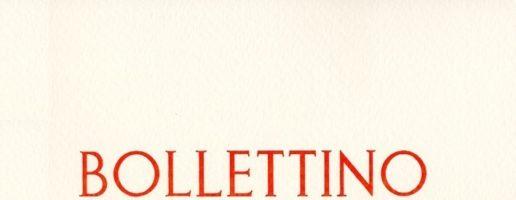 Bollettino n. 15 / 1986