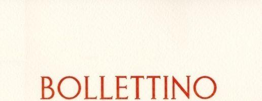 Bollettino n. 20 / 2004