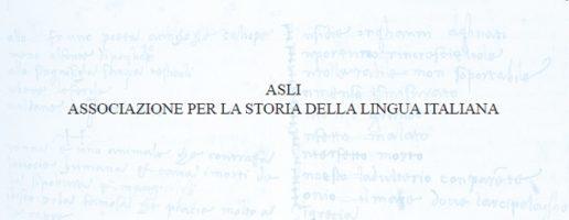 Mari D'Agostino, Giovanni Ruffino | Storia della lingua italiana e dialettologia