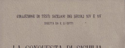 Giuseppe Rossi-Taibbi | La conquesta di Sichilia