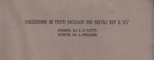 Francesco A. Ugolini | Valeriu Maximu translatatu in vulgar messinisi per Accursu di Cremona (vol. II)