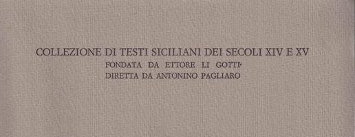 Francesco Bruni | Libru di li vitii et di li virtuti (vol. II)