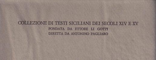 Francesco Bruni | Libru di li vitii et di li virtuti (vol. III)