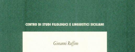 Giovanni Ruffino | Scuola, dialetto, minoranze linguistiche