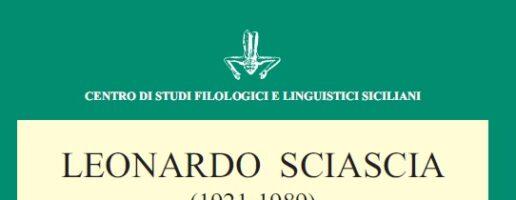 Marina Castiglione e Elena Riccio – Leonardo Sciascia (1921-1989) Letteratura, critica, militanza civile – Varia 2020