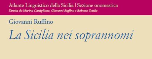 G. Ruffino – La Sicilia nei soprannomi – Materiali ALS 42/2020