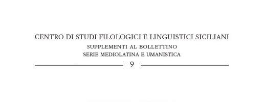 Tommaso Chaula – Gesta Alfonsi Regis – Supplementi al Bollettino – Serie mediolatina e umanistica 9/2021